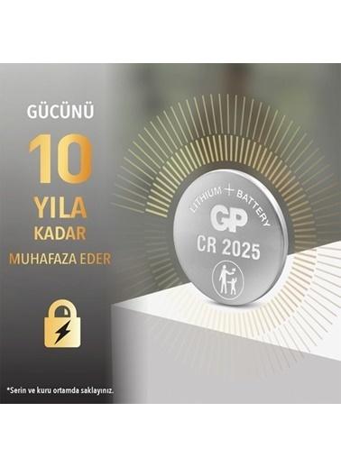 GP Lithium 3V Para Pil 5' li Blister Renkli